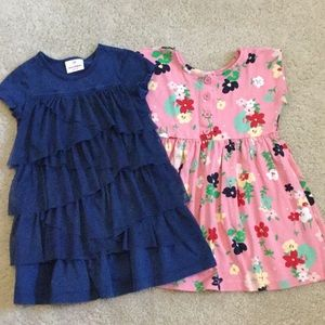 Hanna Andersson set of dresses size 100/4t